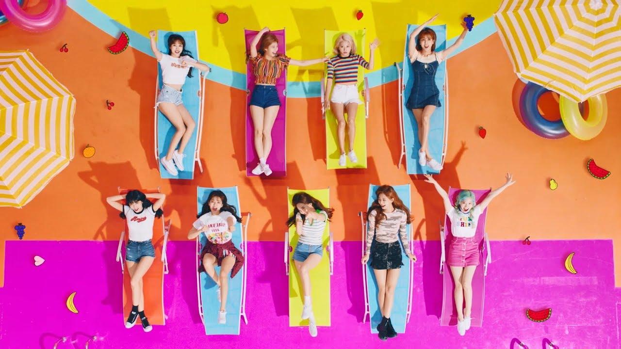 Twice Happy Happy Music Video Youtube