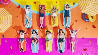 Gambar cover TWICE「HAPPY HAPPY」Music Video