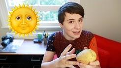 The Time I Got Sunstroke