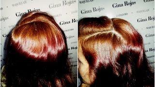 Por qué me queda el color de raíz  muy claro por Gina Rojas