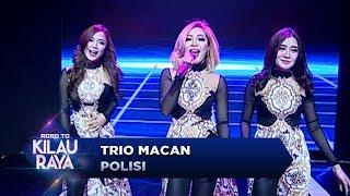 SEMUA TANGAN DIATAS!! Trio Macan [POLISI] - Road To Kilau Raya (23/9)