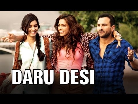 Daru Desi Full Video   Cocktail  Saif Ali Khan, Deepika Padukone & Diana Penty