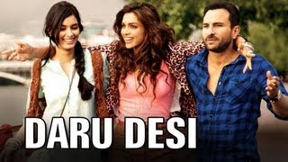 Daru Desi (Full Video Song) | Cocktail | Saif Ali Khan, Deepika Padukone & Diana Penty