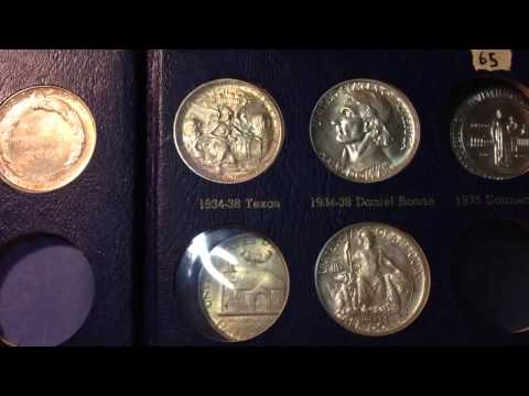 Updated Classic Commemorative Coin Collection Pt. 1