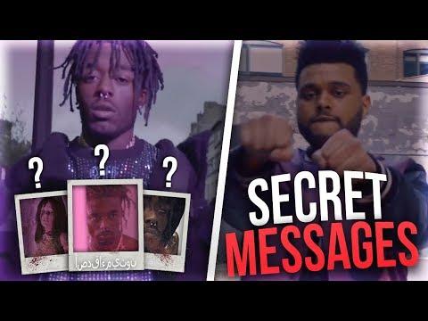 HIDDEN SECRETS You Missed in Lil Uzi Verts XO Tour Llif3 Music ! Secret Messages & MORE!