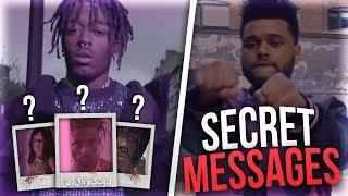 """HIDDEN SECRETS You Missed in Lil Uzi Vert's """"XO Tour Llif3"""" Music Video! (Secret Messages & MORE!)"""