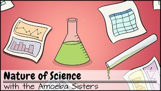 Explore the nature of science with amoeba sisters. this video discusses why there is not just one universal scientific method as well importance o...