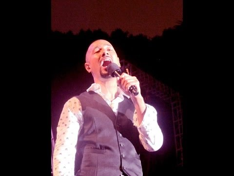 Marcell - Peri Cintaku (Live at Sky Avenue 2013)