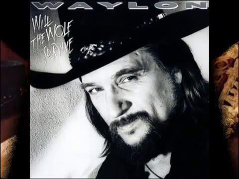 Waylon Jennings - Chevy Van