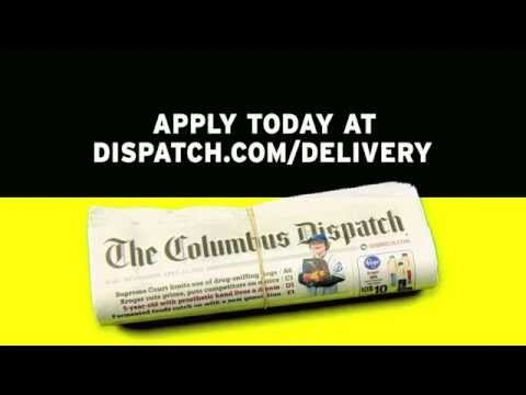 Columbus Dispatch Delivery 10HD