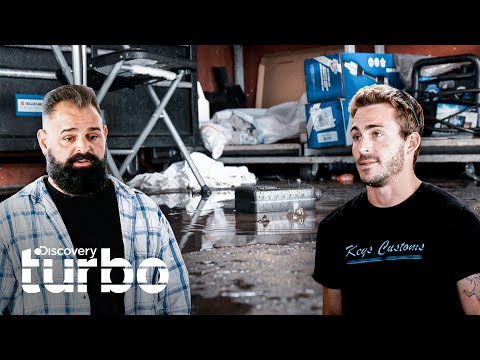 Ocupan taller como garaje de chatarra | Gas Monkey al Rescat