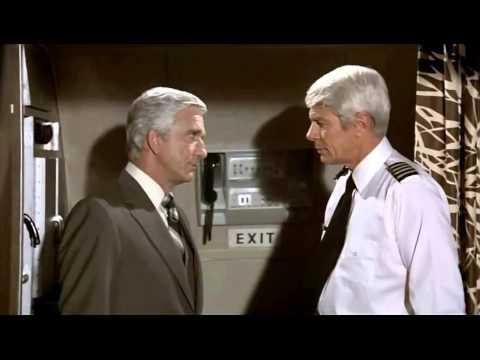 Airplane (1980) - Leslie Nielsen's way of communication