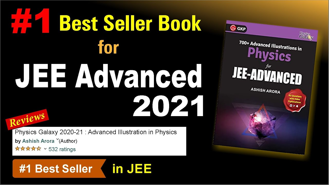 Best Book for JEE Advanced is now Rated #1 Best Seller 🔥🔥🔥 #shorts
