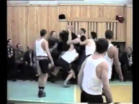 Alexander Karelin training part I