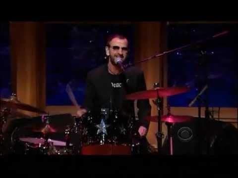 Craig Ferguson 1/31/12F Late Late Show Ringo Starr - YouTube