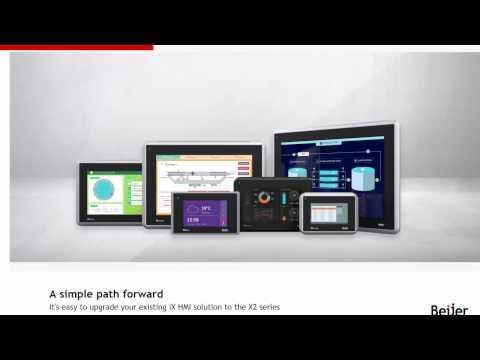 Upgrading your iX HMI application to X2
