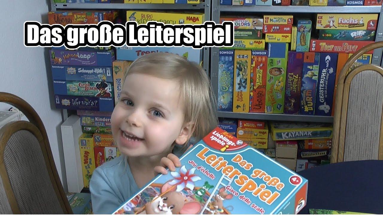 Leiterspiel Schmidt