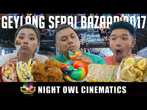 Food King Singapore - FOOD KING SINGAPORE: Geylang Serai Ramadan Bazaar Edition!