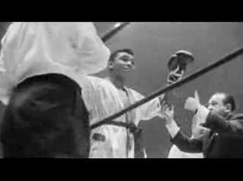 Get Used To Me - Ali Rap Music Video featuring Chuck D