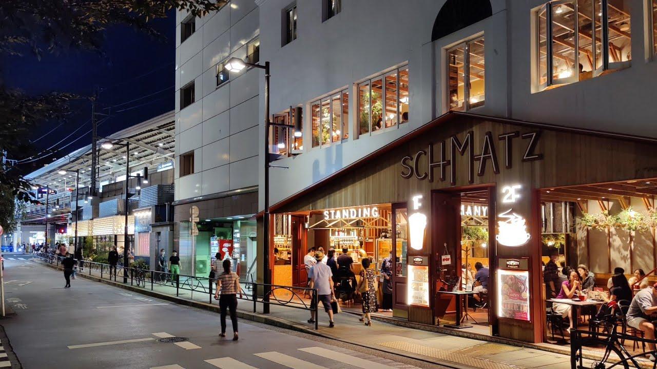 4K Tokyo Evening Walk - Daikanyama to Naka-Meguro - 代官山 ー 中目黒 - Slow TV - Binaural Audio