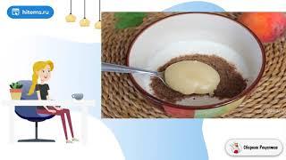Полезный коктейль из йогурта с персиком и семенами льна. Очень вкусные рецепты