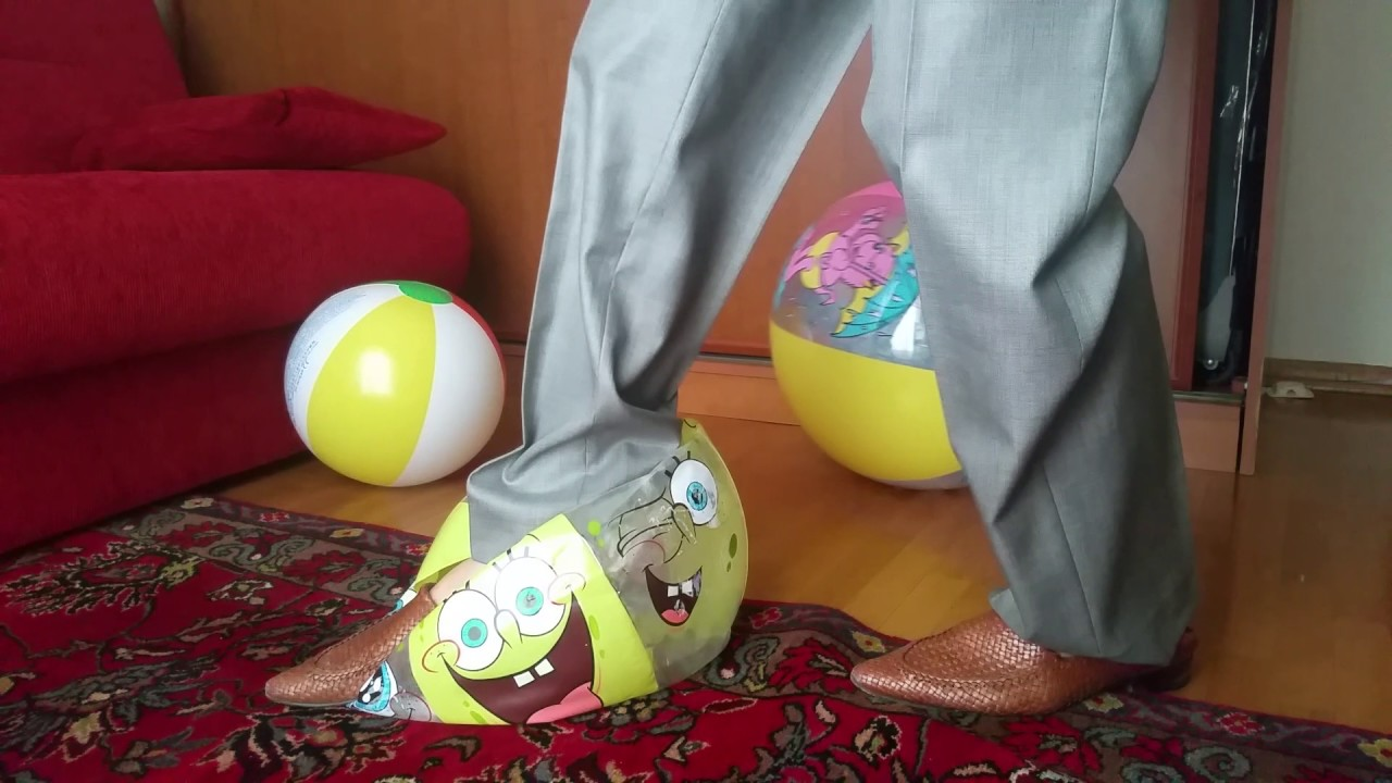 Stomp Balls