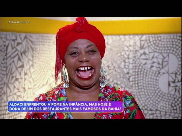 Dona de um dos restaurantes mais famosos da Bahia conta como fez a Roda da Vida girar