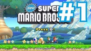 【マリオ#1】ええか?こしやま、マリオで一番大事なのはチームワークや! thumbnail