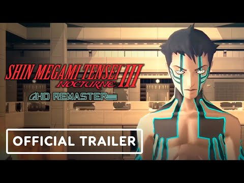 Shin Megami Tensei 3: Nocturne HD Remaster - Official Factions and Choices Trailer