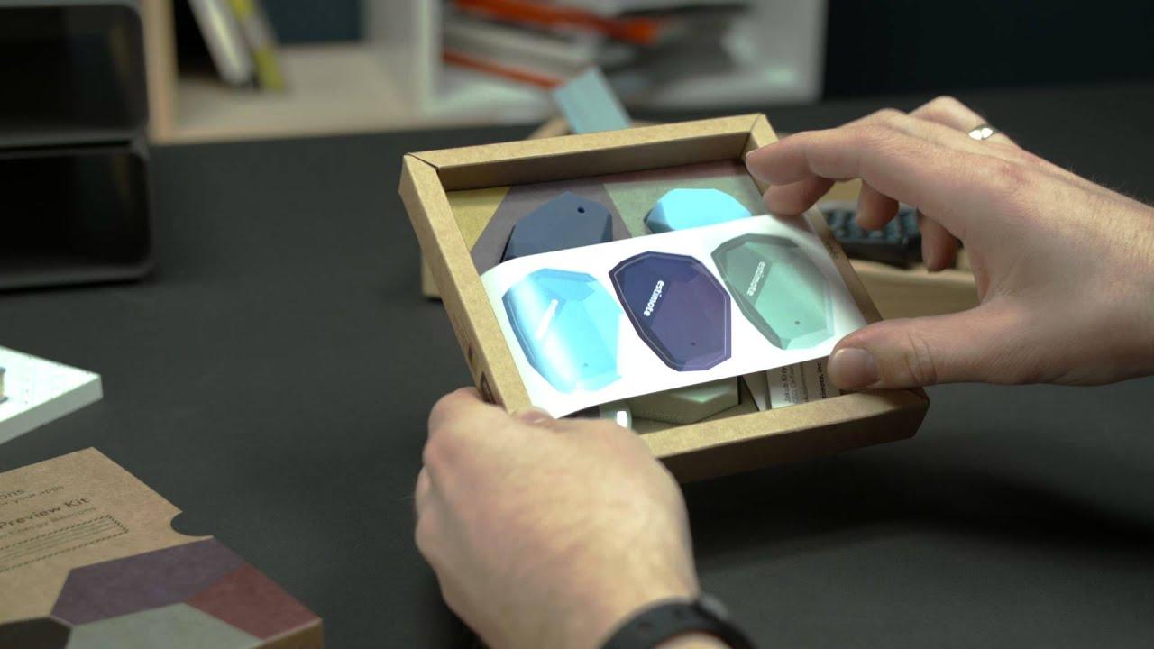 Estimote Beacons Developer Preview Kit