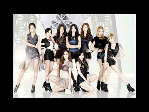 Girls' Generation SNSD The boys Eng (acoustic remix )