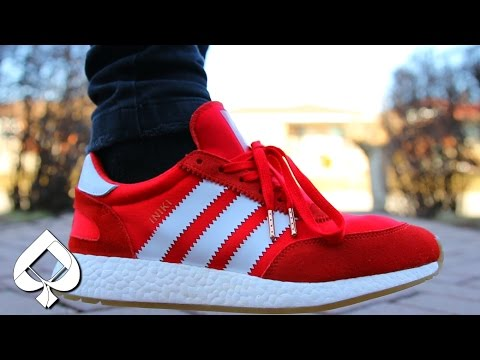 sneakers for cheap c4719 22760 ADIDAS INIKI Runner (I-5923) Review  On-Feet