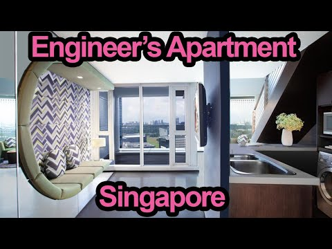 Engineer's Apartment in Singapore!