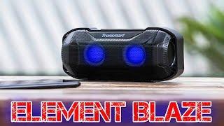 СУПЕР BLUETOOTH КОЛОНКА Tronsmart Element Blaze 👍Полный обзор и примеры звучания!