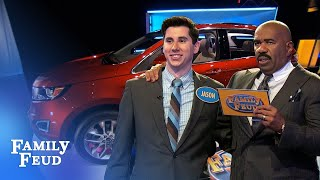 Car Stars: Bulbuk Family 🚗⭐️ | Family Feud