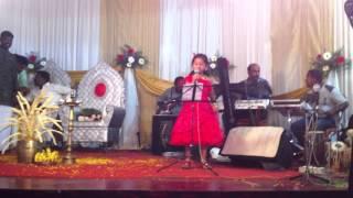 Enundodi Ashmi version on her appachies marriage function