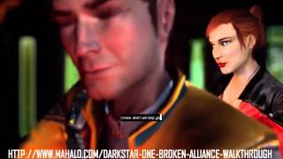 Darkstar One Broken Alliance Walkthrough - Chapter 2: The Research Stations 2/10