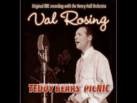 Teddy Bear's Picnic - Val Rosing with Henry Hall & his Orchestra