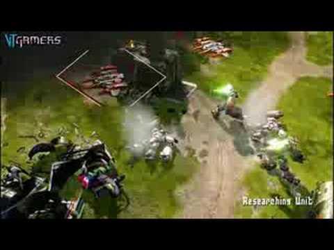 Command & Conquer: Red Alert 3 - E3 2008 Trailer (HQ)