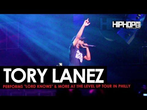 Tory Lanez Performs