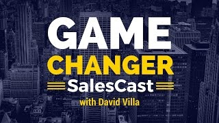 GameChanger SalesCast Ep. 22 - Iain Swanston