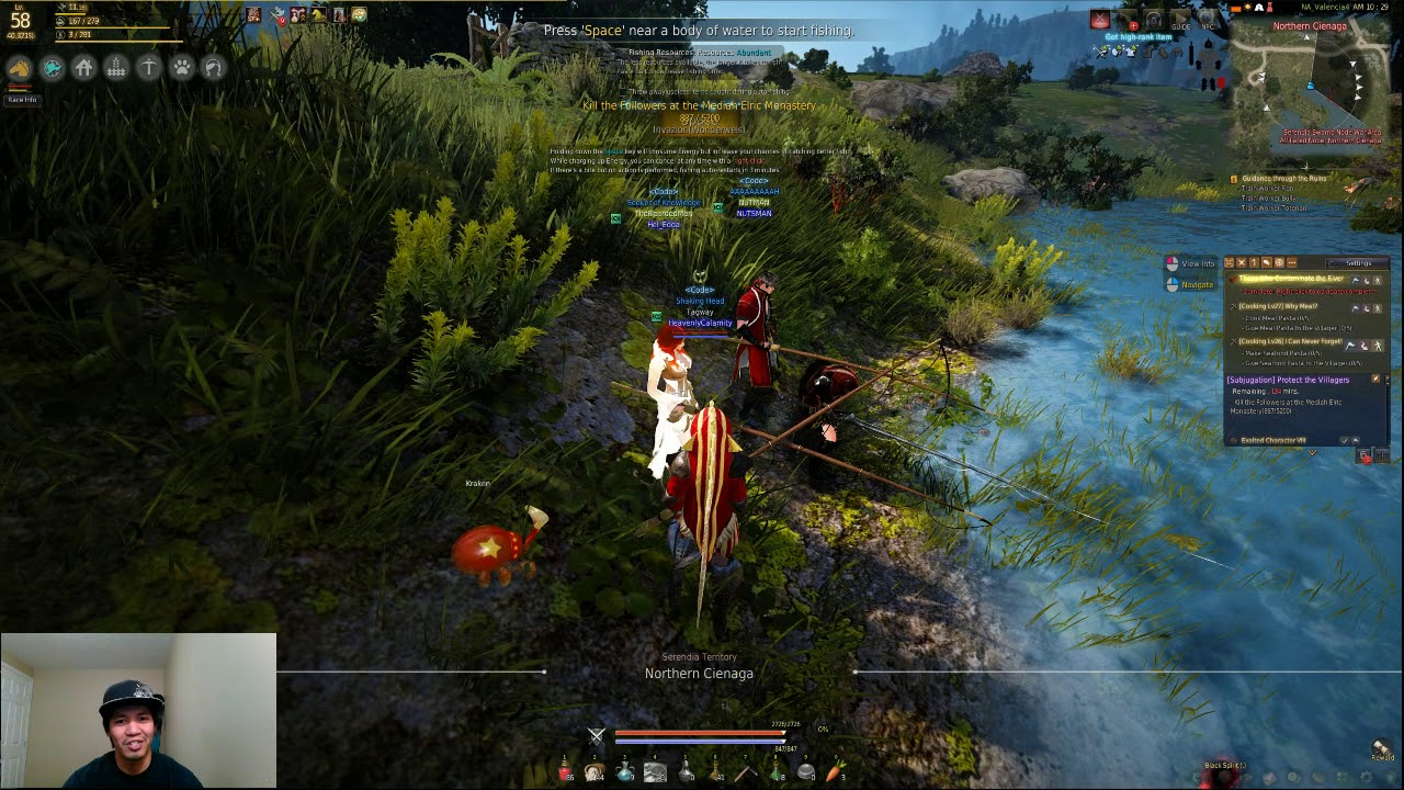 Fishing - Increase Relics from AFK Fishing
