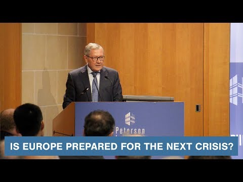 Is Europe Prepared for the Next Crisis? Discussion with Klaus Regling