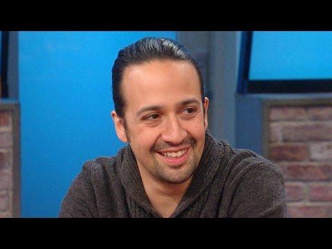 'Hamilton's' Lin-Manuel Miranda On Writing the Broadway Hit's Songs (On A Subway!)