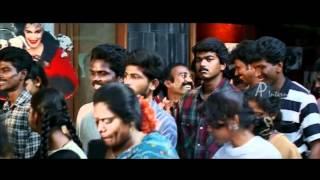 Naerukku Naer | Tamil Movie | Scenes | Clips | Comedy | Songs | Vijay-Surya tussle at movie hall