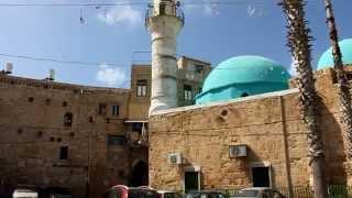 Израиль, город Акко.(Средиземноморское побережье Израиля., 2012-06-03T06:05:13.000Z)