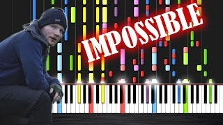 Ed Sheeran Shape Of You IMPOSSIBLE PIANO By PlutaX