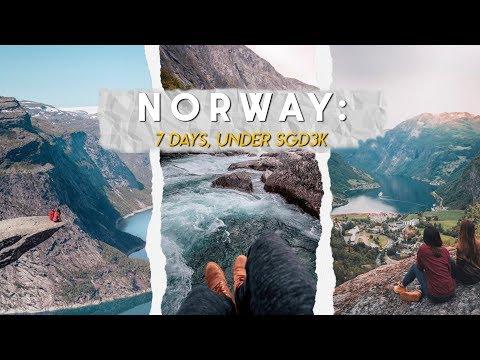 Norway Summer Adventure: 7D, Under SGD3K | The Travel Intern