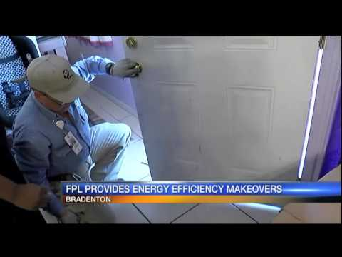 FPL provides free energy-efficiency upgrades to 40 homes