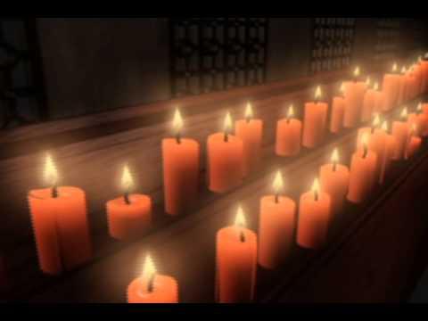 Футаж-Свечи